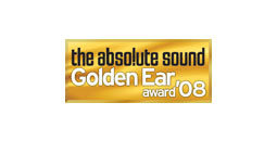 The Absolute Sound - Golden ear Award 2008
