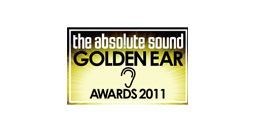 The Absolute Sound - Golden ear Award 2011