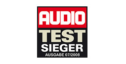 Audio Testsieger 2008