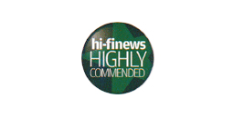 Hi-Fi News highly recommended