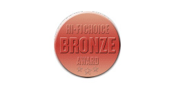 HiFi Choice Bronze Award