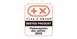 Plus X Design Best Product 2010