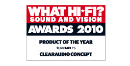 What HiFi Product of the year 2010