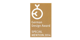 German Design Council - Special Mention 2014