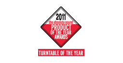 The Absolute Sound - Turntable of the year 2011